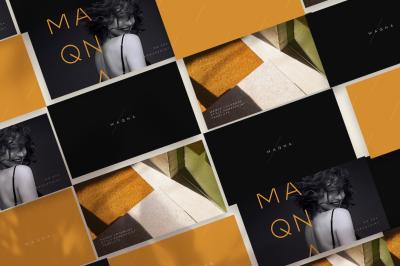 Maqna - Powerpoint Template