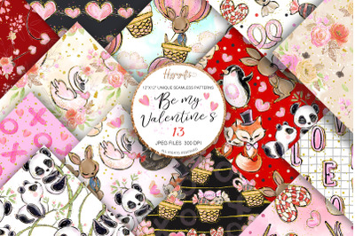 Valentine's patterns
