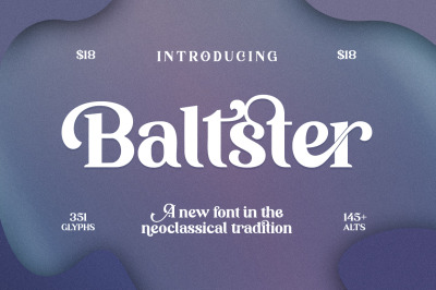 Baltster Neoclassic Tradition