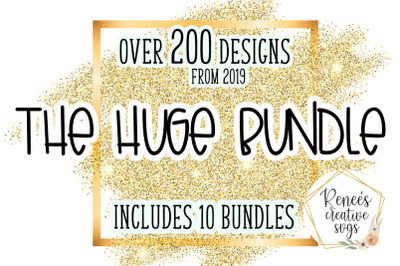 The Huge Bundle of 2019