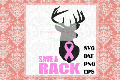 Save A Rack Awareness SVG