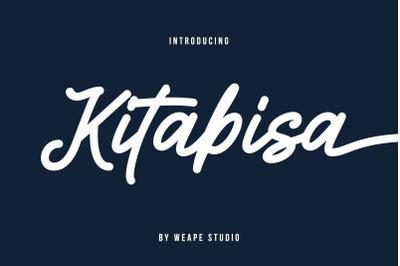 Kitabisa - Monoline Script