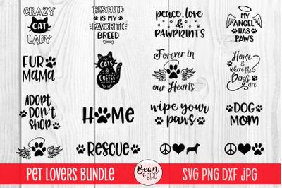 Pet Lovers Bundle