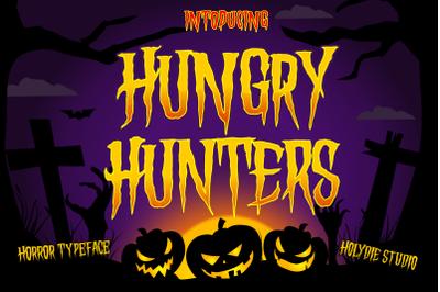 Hungry Hunters