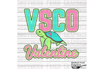 VSCO Valentine Printable Digital Graphic