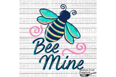 Bee Mine Printable Digital Graphic