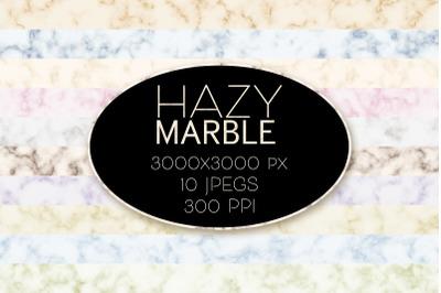 Hazy Marble Textures
