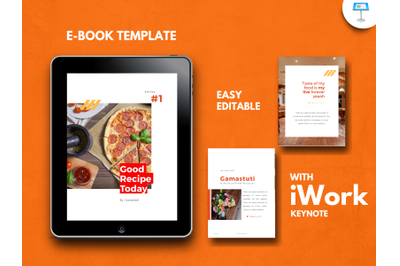 Recipe Keynote Presentation Template