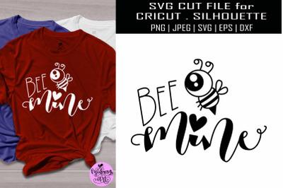 Bee mine svg, valentine shirt svg