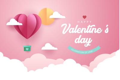 valentine s day web banner
