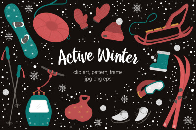 Active Winter