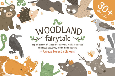 Woodland Fairytale