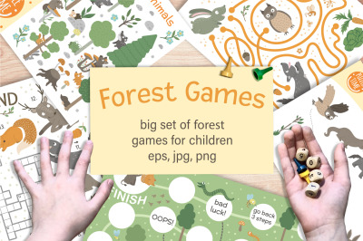 Forest Games