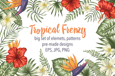 Tropical Frenzy