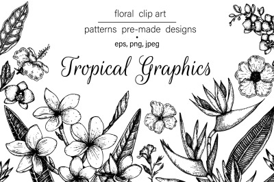 Tropical Graphics