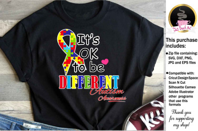 It's ok to be different 797