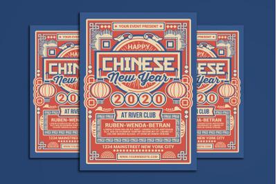 Chinese New Year Celebration 2020