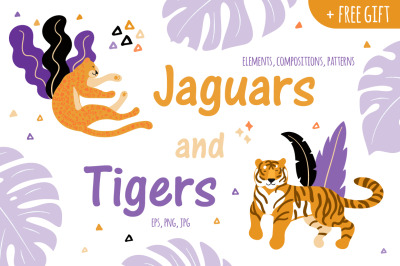 Jaguars and Tigers