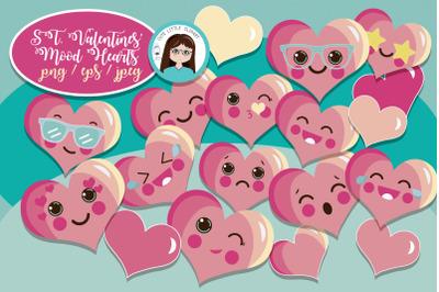 Moody Hearts valentine