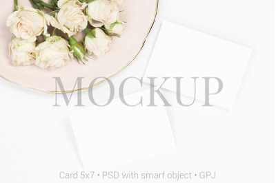 Glossy Box Tablets Mockup