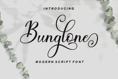 Bunglone