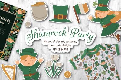 Shamrock Party