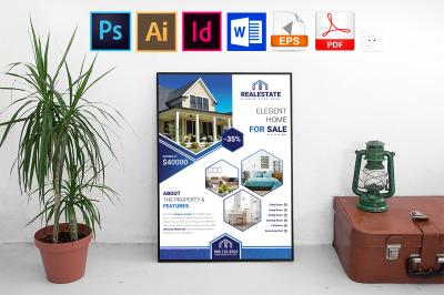 Poster | Real Estate Vol-01