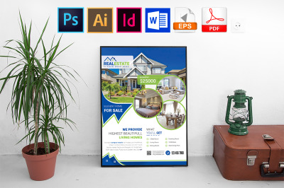 Poster | Real Estate Vol-02