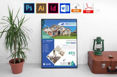 Poster | Real Estate Vol-03