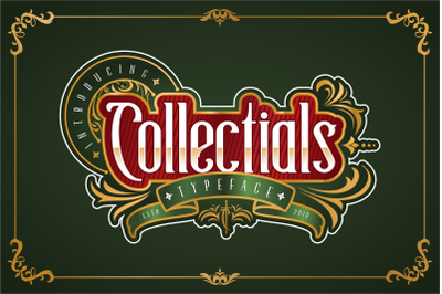 Collectials + Alternates