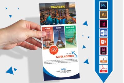 Rack Card   Travel   DL Flyer Vol-02