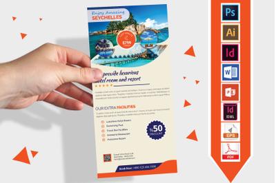 Rack Card   Travel   DL Flyer Vol-03