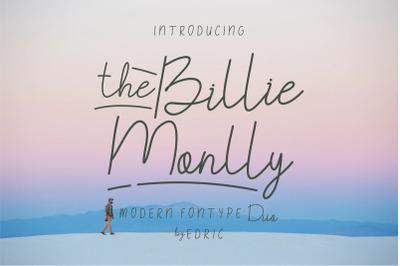 The Billie Monlly