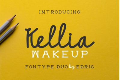 Kellia Wakeup
