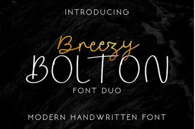 Breezy Bolton