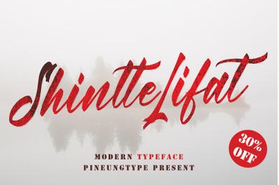 Shintte Lifat