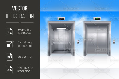 """""""Elevator Doors"""""""