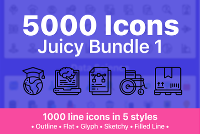 Juicy Bundle 1