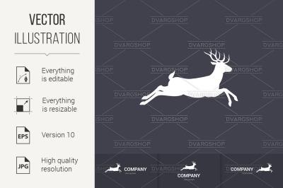 """""""Deer Mascot"""""""