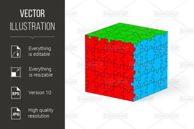 """""""Puzzle cube."""""""
