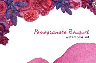 Pomegranante Bouquet