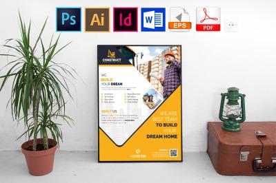 Poster | Construction Vol-10