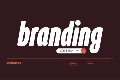 BRANDING Super Family