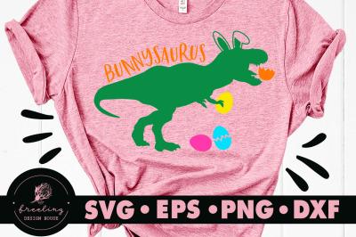 Bunnysaurus Easter SVG