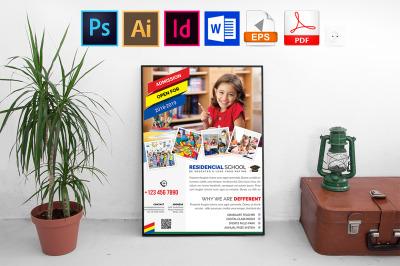 Poster   School Vol-01