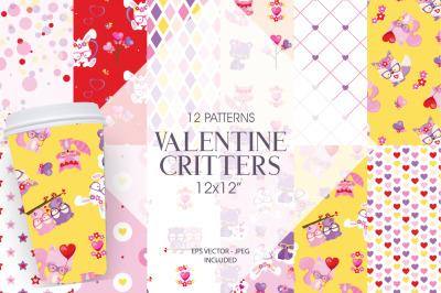 Valentine Critters