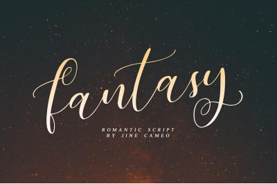 Fantasy - Romantic Script