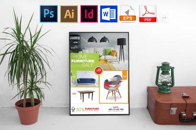 Poster   Furniture Vol-01
