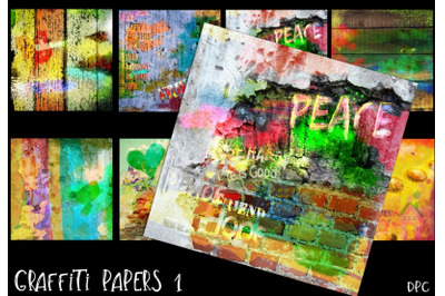 Graffiti Papers Vol 1