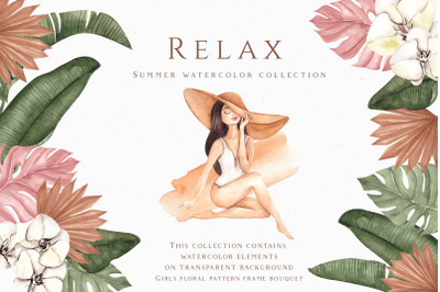 Relax! Summer collections